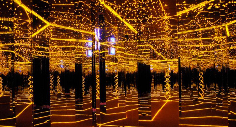 ガラスの迷宮ゴールドラビリンス