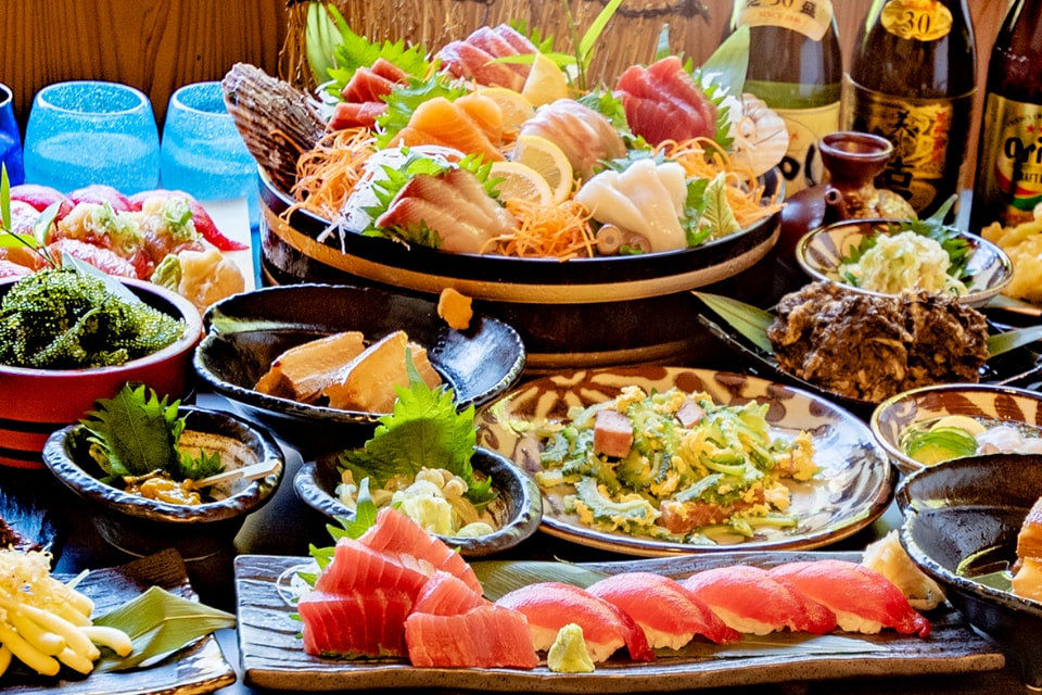 【平日限定プラン】沖縄料理ちぬまんの10%OFFクーポン付!☆1名2,300円~【朝食なし】