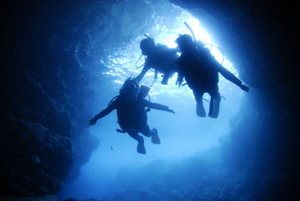 シーカヤック&青の洞窟シュノーケル
