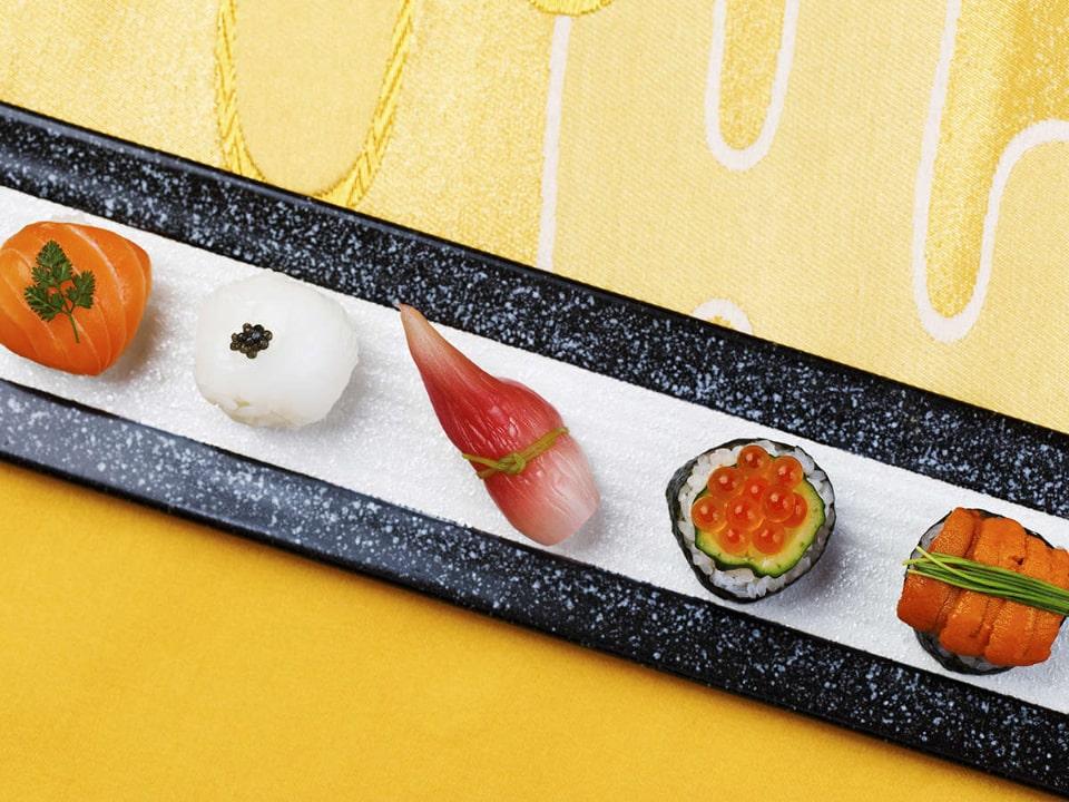 ◆プレミアム会席◆<山城牛×タラバガニ×鮑>豪華食材の饗宴-沖縄唯一の美食会席で彩る至福のひととき