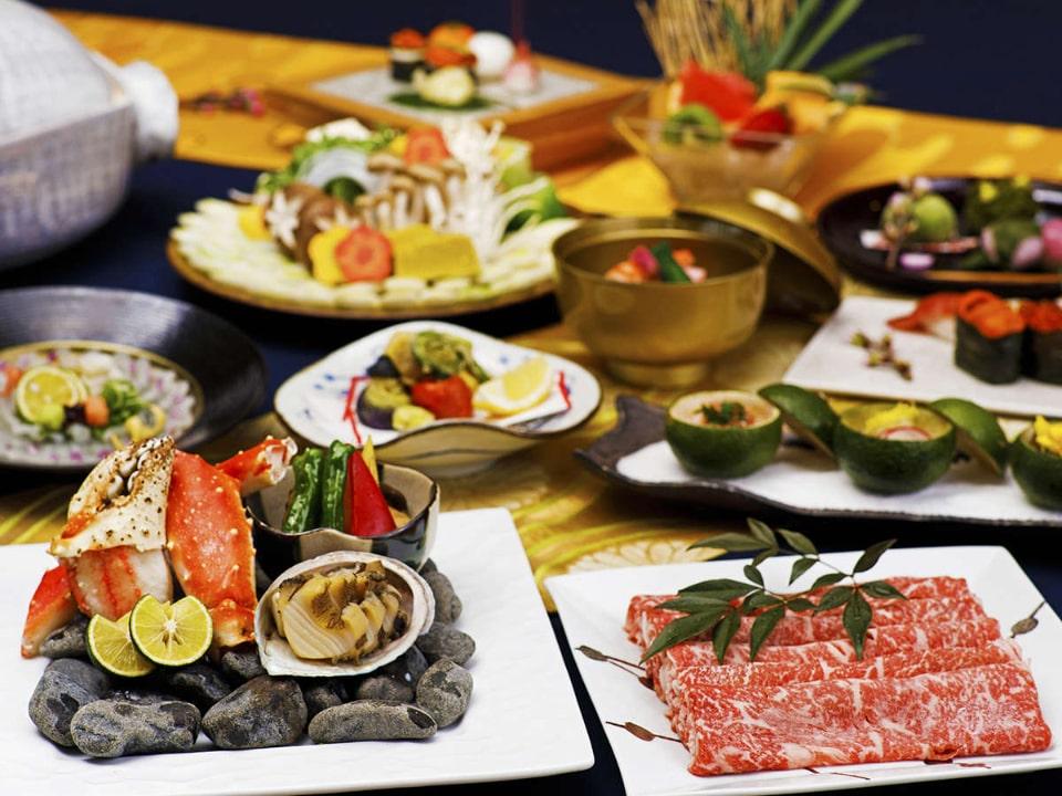 ■―お部屋食確約◇基本会席―■お部屋で愉しむ<オーシャンビュー×日本料理>素敵な時を心ゆくまで。